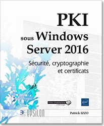 pki windows server 2016 securite cryptographie certificat