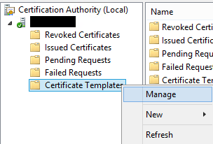 how to open the certificate templates console luke s it blog